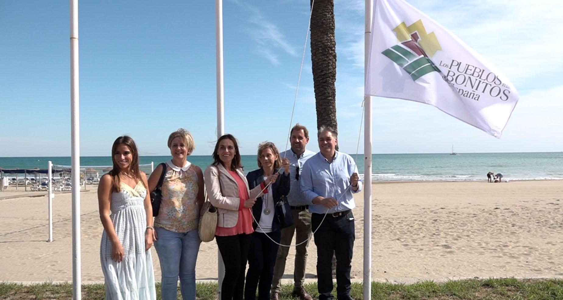 Peníscola celebra el dia Nacional dels Pobles Més Bonics d'Espanya
