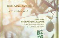 La Jana presentarà diumenge dues rutes pel terme municipal i les oliveres mil·lenàries