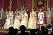 Benicarló acull l'homenatge a les falleres majors de la Comunitat Valenciana