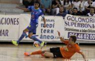 Derrota del Peníscola RehabMedic 1 a 6 davant de l'Aspil Vidal Ribera Navarra
