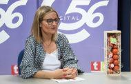 L'ENTREVISTA. María Agut, regidora de Cultura de l'Ajuntament d'Alcalà-Alcossebre, i Mauricio Calduch, secretari de l'Associació de la Tomata de Penjar d'Alcalà de Xivert 05-10-2018