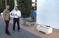Benicarló; Roda de premsa per presentar els treballs de millora al Cementiri Municipal de Benicarló 16-10-2018