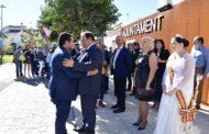Santa Rafel del Riu inaugura al nou Ajuntament renovat