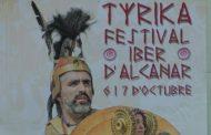 Alcanar; roda de premsa de presentació del festival Tyrika 02-10-2018