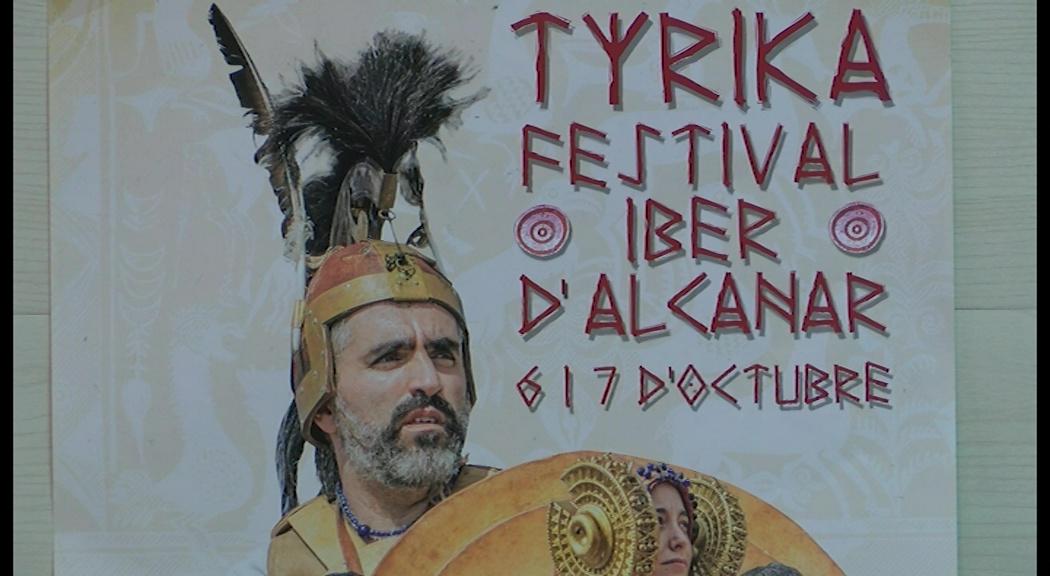 Alcanar viatjarà aquest cap de setmana fins a l'època dels ibers amb el festival Tyrika
