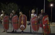Alcanar TYRIKA: Recreació de les línies de combats  dels legionaris romans quan van arribar al territori 06-10-2018