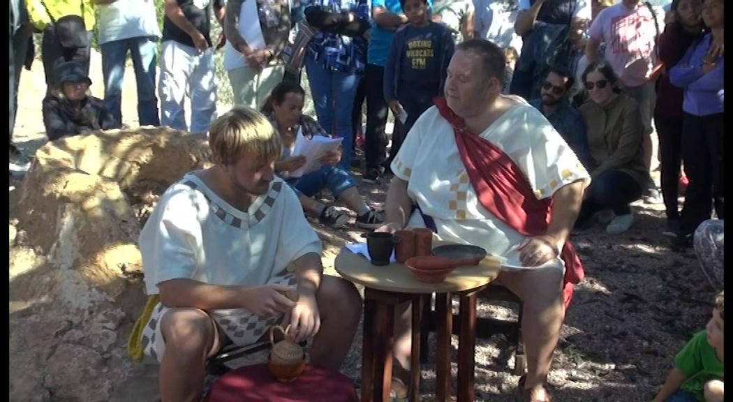Alcanar celebra el Festival Iber Tyrika