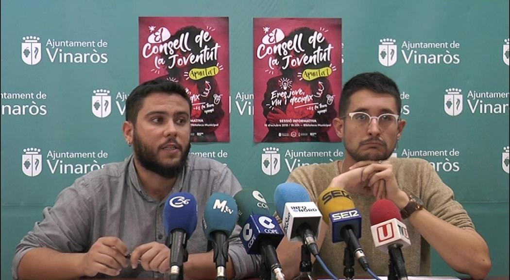 Vinaròs, l'Ajuntament crearà el Consell de la Joventut