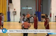 Vinaròs, Partit CB Gil Comes Vinaròs vs Jovens L'Eliana 14-10-18