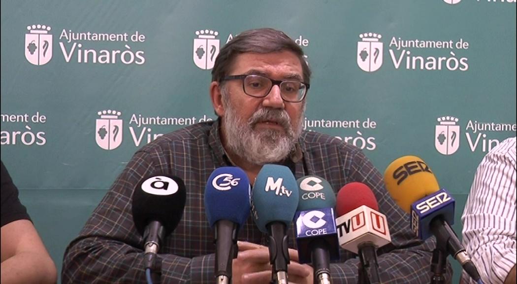 Vinaròs, l'alcalde certifica que el nou cotxe de la Policia Local disposa de totes les assegurances