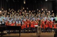 Benicarló; Tradicional Concert de Santa Cecília de les corals Bovalar, Petiquillo, Kylix i Polifònica Benicarlanda a l'Auditori Pedro Mercader 17-11-2018