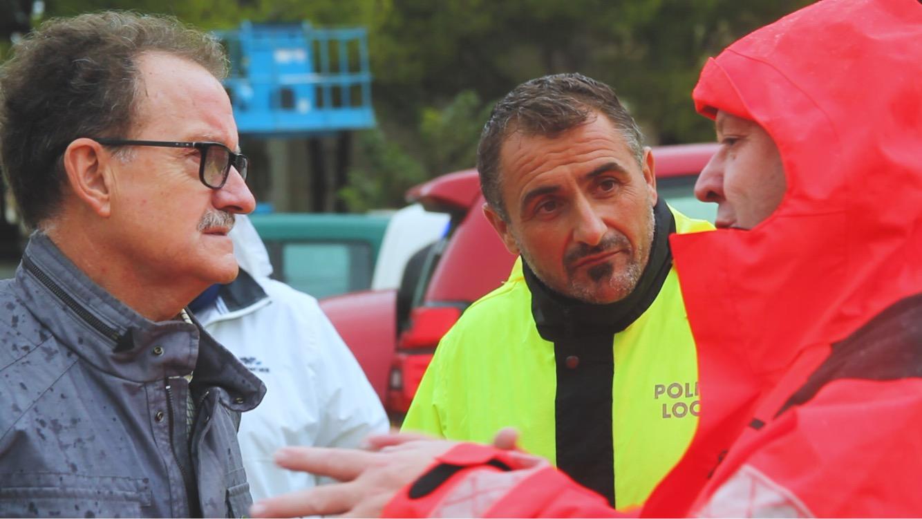 Alcalà, l'Ajuntament respon al PSPV assegurant que ha facilitat tota la informació dels danys gota freda a l'oposició