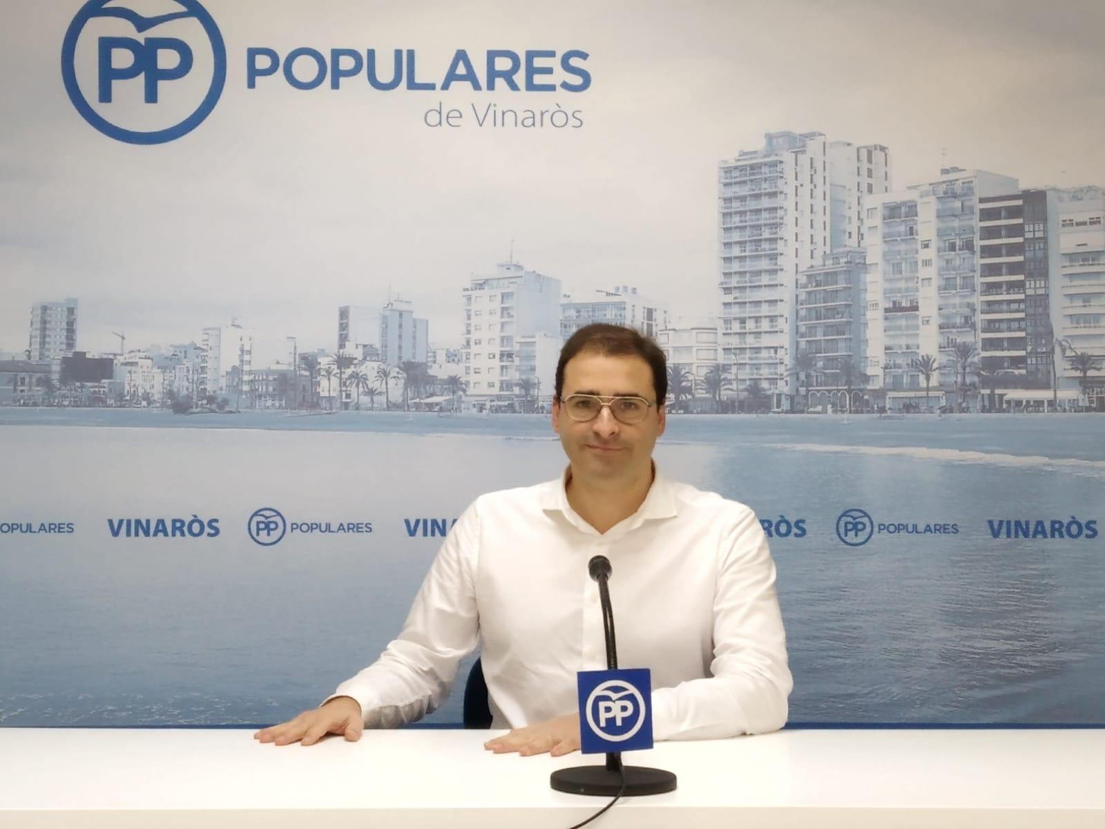 Vinaròs, el PP denuncia que la mala gestió del Govern Municipal ha suposat la pèrdua d'un nou taller d'ocupació