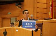 Compromís assegura que el Govern vol crear una eurovinyeta un cop acabe la concessió de l'AP-7