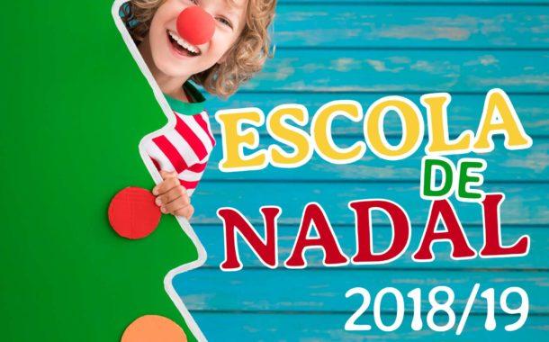 Benicarló oferirà l'Escola de Nadal per ajudar als pares a conciliar la vida laboral amb la familiar