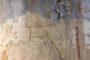 Càlig, les obres de restauració de La Torre han descobert un mural amb dibuixos