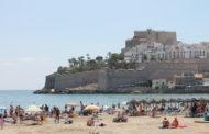 Peníscola, els anàlisis de l'aigua confirmen que les platges són d'excel·lent qualitat