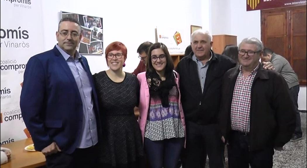 Vinaròs, Compromís presenta a Jordi Moliner com a candidat per a les properes eleccions