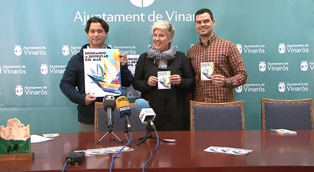 Vinaròs, el Club Nàutic presenta una nova campanya per fomentar els esports marítims