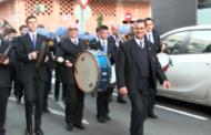 Peníscola, l'Associació Musical Verge de l'Ermitana rep als nous integrants de la banda