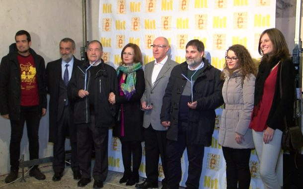 Albocàsser acull la gala de guardons de l'Escola Valenciana, en una nit reivindicativa per a la llengua
