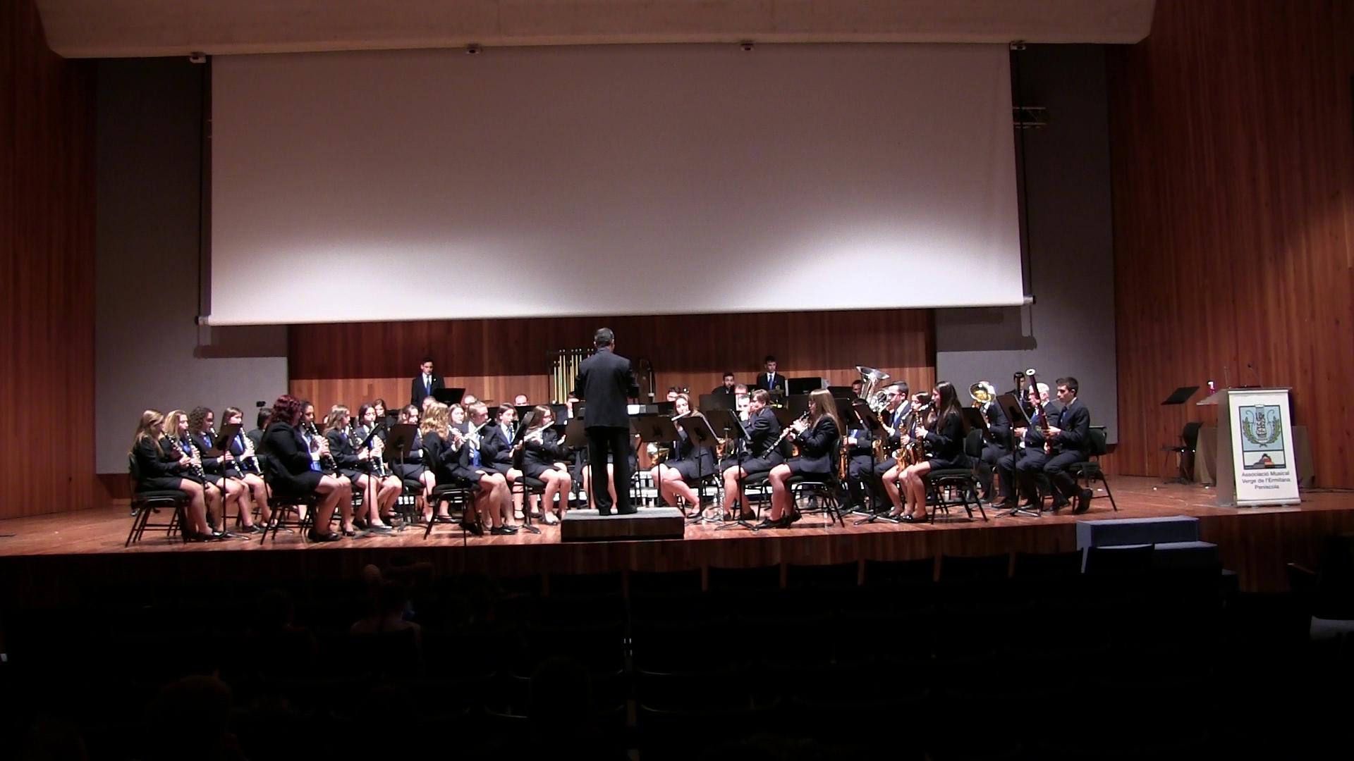 Peníscola, l'Associació Musical Verge de l'Ermitana oferirà un concert solidari el 30 de març