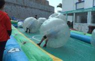 Peníscola; Festes d'Hivern: Parc Infantil 25-11-2018