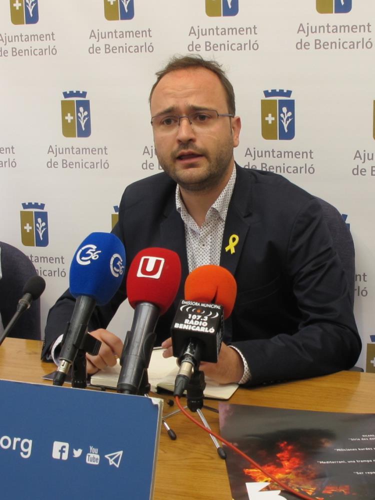 Benicarló, ERPV escull Josep Barberà com a cap de llista per a les eleccions municipals