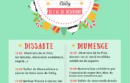 Càlig celebrarà el 15 i 16 de desembre la Fira de Nadal