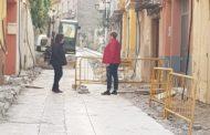 Càlig, l'Ajuntament inicia les feines d'adequació del carrer Santa Bàrbara
