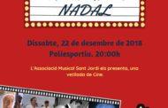 Sant Jordi celebrarà dissabte el concert de Nadal