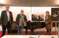 Vinaròs; donació de fotografies per part de Xavier Marmaña i Carmen Mezquita a la Fundació Caixa Vinaròs 13-12-2018