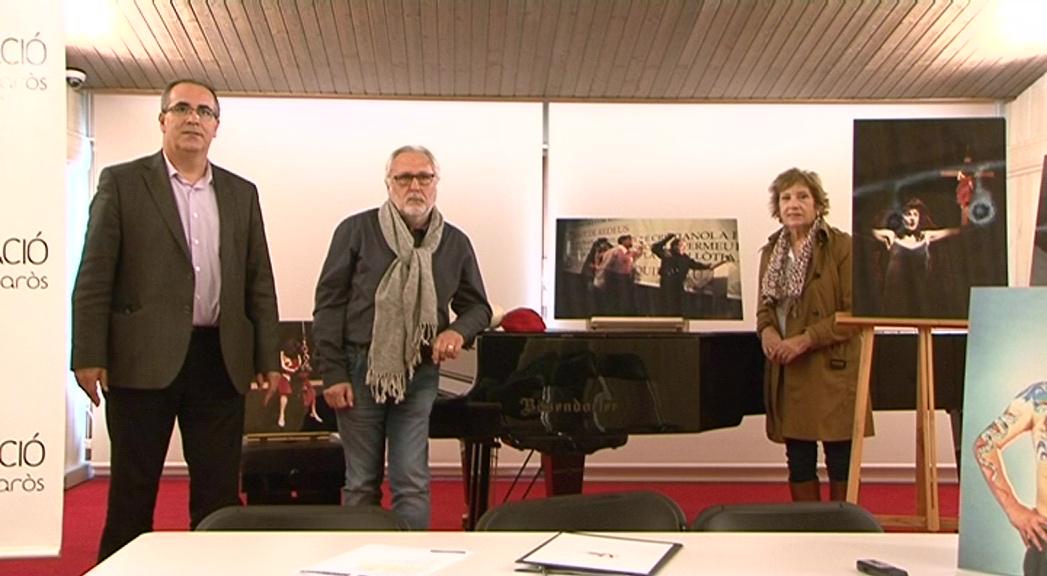Vinaròs, els fotògrafs Xavier Marmaña i Carmen Mezquita donen tot el seu arxiu d'imatges a la Fundació