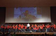 Peníscola; Audició de Nadal de l'Escola de Música Ciutat de Peníscola de l'Associació Musical Verge de l'Ermitana 15-12-2018