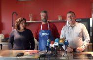 Vinaròs; roda de premsa de la Regidoria de Comerç 19-12-2018