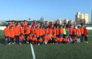 Peníscola; campus de futbol solidari Penya Barça 27-12-2018