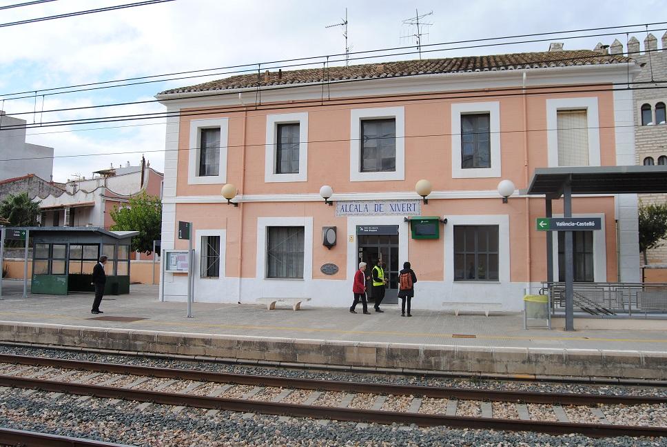 Compromís pregunta pel futur ferroviari entre Castelló i Vinaròs davant la 'sospita' de falta d'inversions