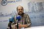 Benicarló retrà un homenatge a Ximo Albiol