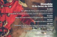 Traiguera es prepara per celebrar demà dissabte la festa de Sant Antoni