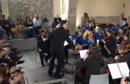 Benicarló, més d'un centenar d'espectadors gaudeix del concert de Reis de l'Orquestra Clàssica