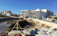 Vinaròs reposarà la sorra de les platges del Fortí i del Clot