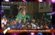 Vinaròs; arribada dels Reis d'Orient a Vinaròs 05-01-2019