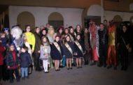 Peníscola; arribada dels Reis d'Orient 05-01-2019
