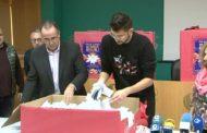 Vinaròs, l'ACV celebra el sorteig de Nadal amb més de 30.000 butlletes presentades