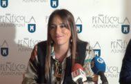 Peníscola; roda de premsa de la Regidoria de Festes 09-01-2019