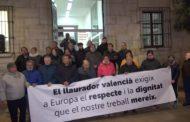 Vinaròs; Manifestació del sector de l'Agricultura a Vinaròs 21-01-2019