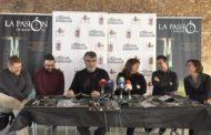 Ulldecona; presentació de la nova temporada de La Passió d'Ulldecona 30-01-2019