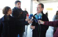 Alcalà, Juan Mars insisteix a Adif que millore l'accessibilitat de l'estació