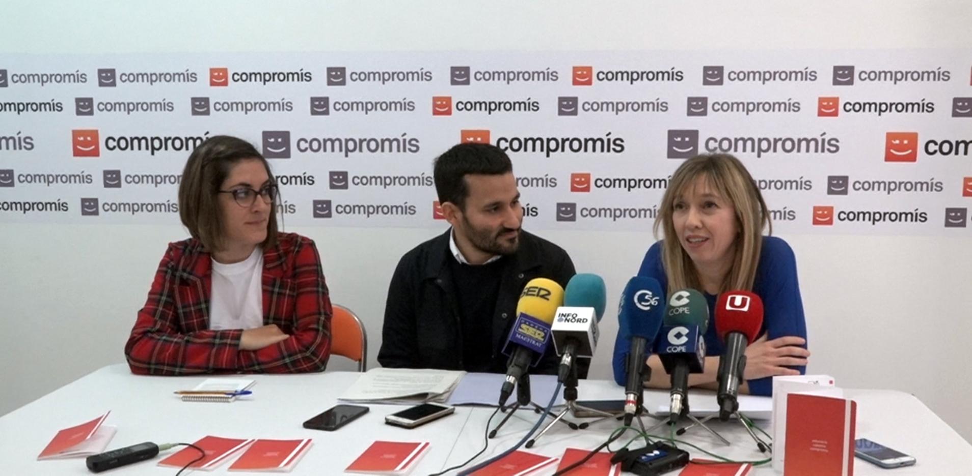 Benicarló, el conseller Marzà fa balanç de la política educativa dels darrers quatre anys