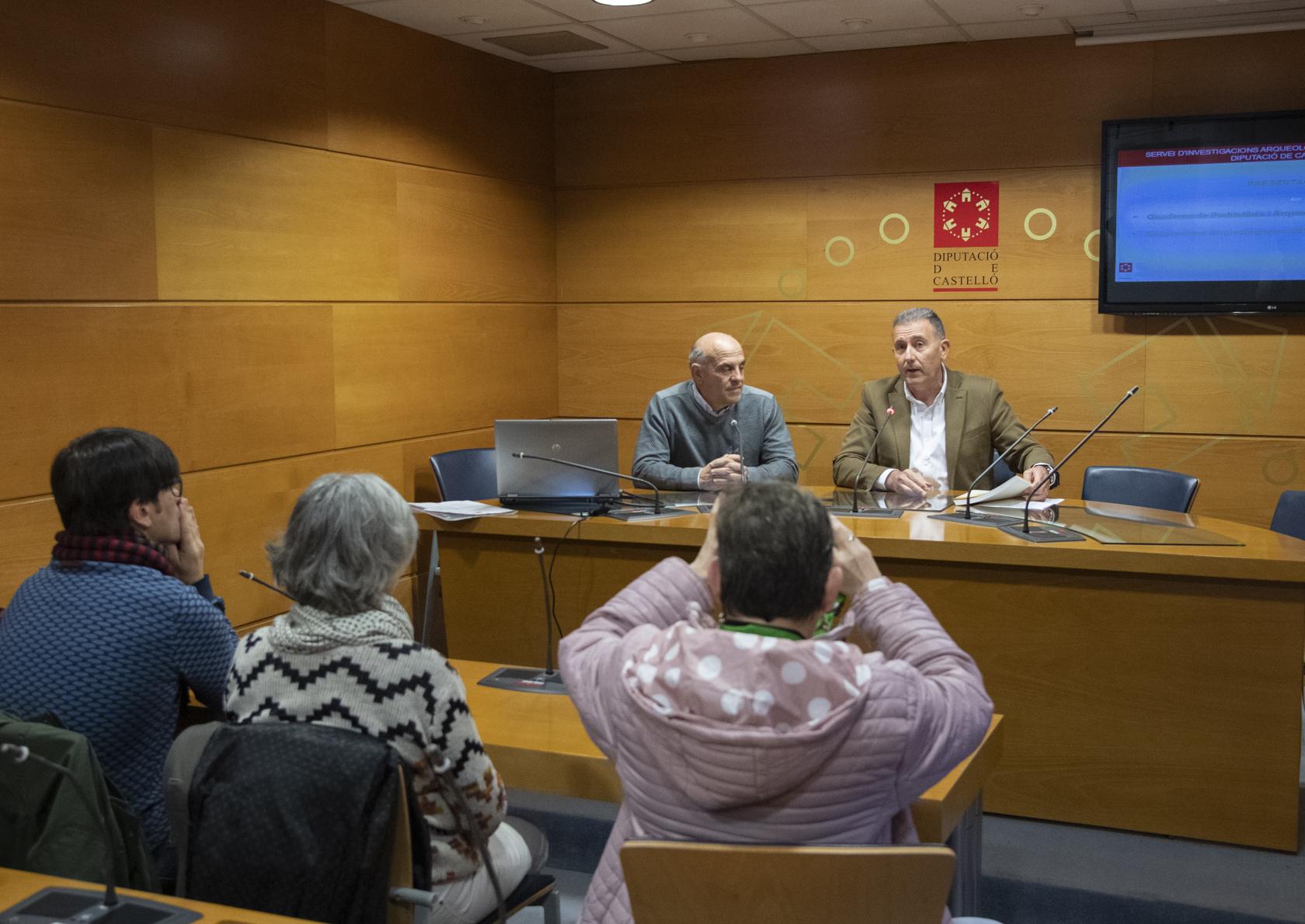 La Diputació posarà en marxa una nova campanya arqueològica a Vinaròs i la província